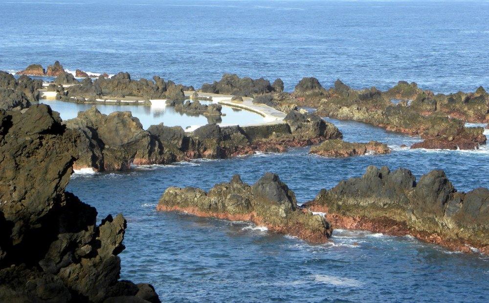 zwembad porto moniz