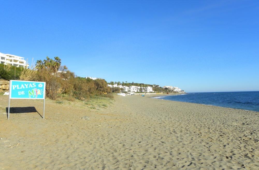 Calahonda strand