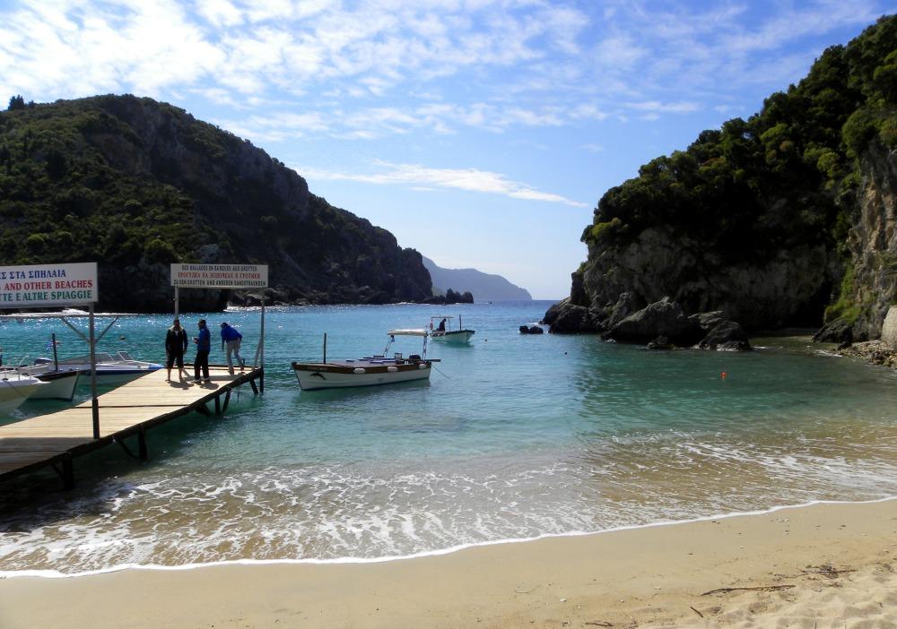 Vakantie Corfu, reisverslag....