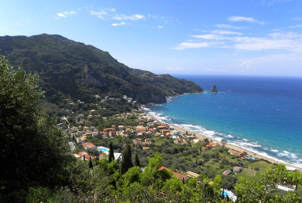 Corfu.dag 1 en 2 014