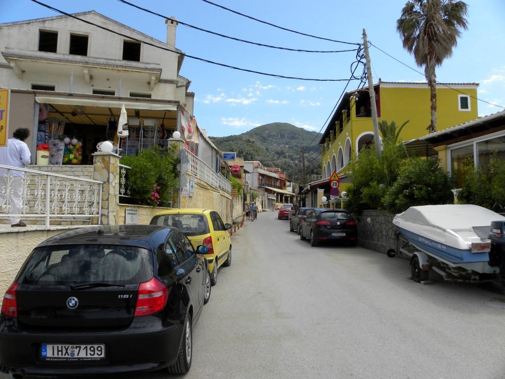 Corfu.dag 1 en 2 020