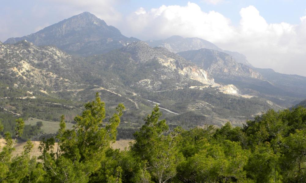 Kyreniagebergte