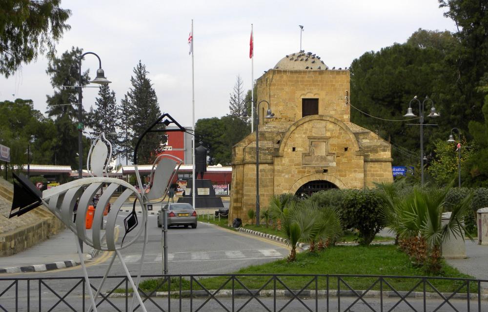 toegang tot Nicosia