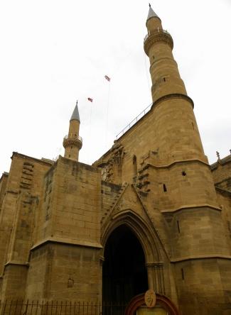 kerk/moskee
