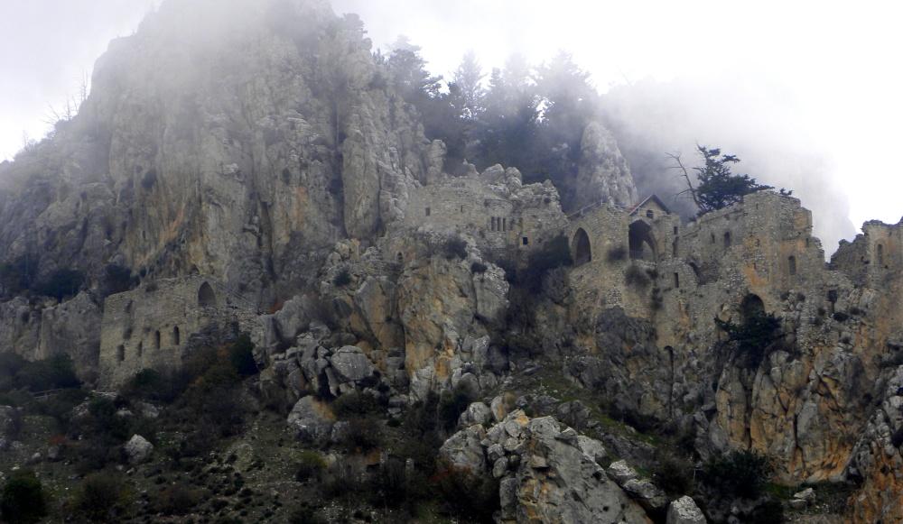 Hilarion Castle