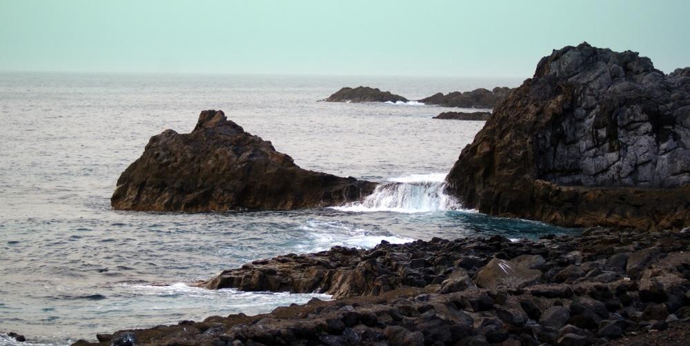 kust van puerto de Santiago