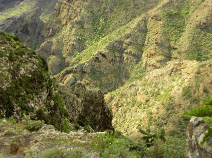 omgeving Masca
