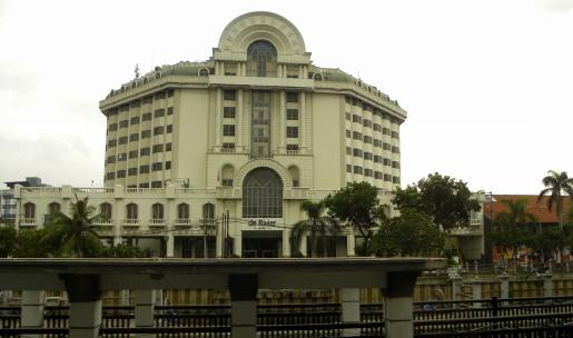 gebouw de Rivier